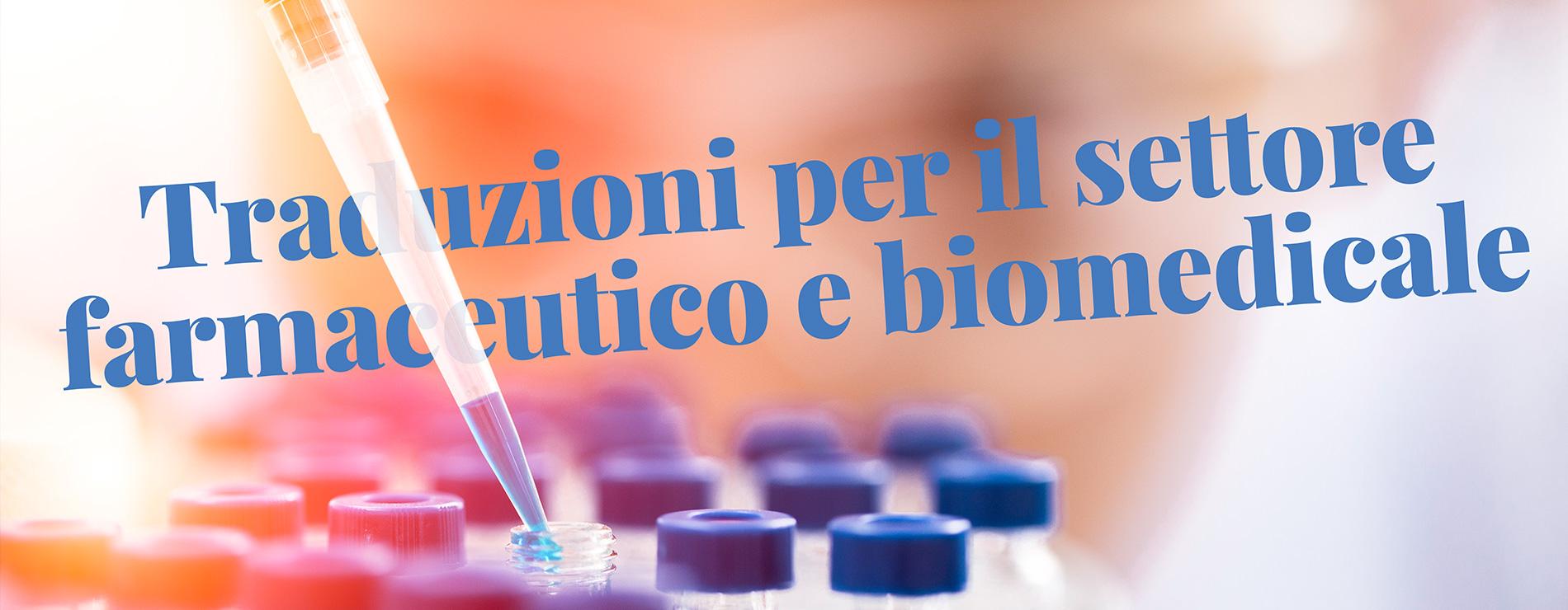 traduzione farmaceutica e biomedicale nsc